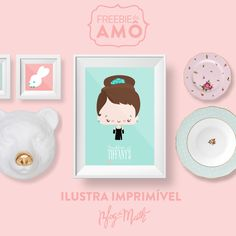 Blog do Math | Ilustra, decor, freebies, DIY. | BRASILIA: freebie