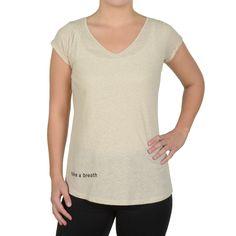 Tom Tailor Denim Basic Damen T-Shirt Khaki
