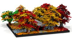 LEGO Emotions: Autumn