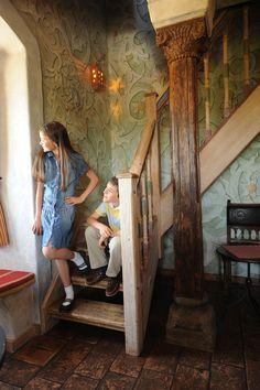 """Hotel """"Castillo Alcazar"""" Das Hotel, Painting, Painting Art, Paint, Painting Illustrations, Paintings"""