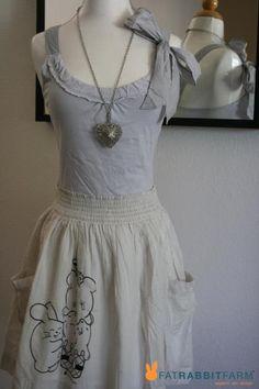 996560d7fbcd New Dress from Fat Rabbit Farm!