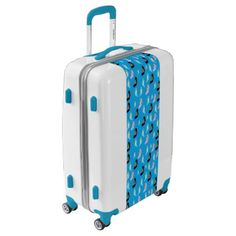#personalize - #Pump Up the Volume Luggage