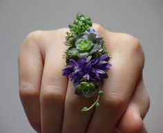 Floral Ring!