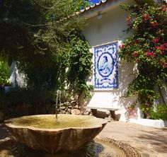 The hotel´s beautiful grounds @marbellaclubh #marbella #spain #luxurytravel