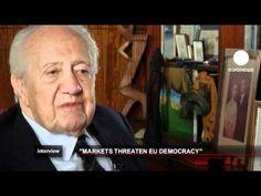"""Mário Soares: """"Os mercados e quem os dirige são..."""