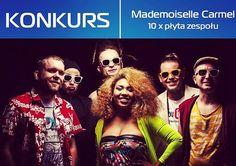Pozytywne dźwięki prosto z Poznania! Wygrywajcie płyty: www.bit.ly/AplikacjaKonkursowa #pzn #poznan #graj #wygrywaj #aplikacjakonkursowa #mademoisellecaramel #reggae