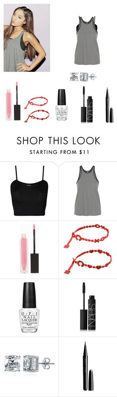 """Casual Ariana"" by i1422220 ❤ liked on Polyvore featuring WearAll, The Upside, MAKE UP STORE, Cruciani, OPI, NARS Cosmetics, BERRICLE and Marc Jacobs"