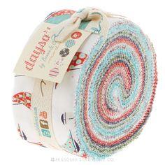 Daysail Jelly Roll - Bonnie & Camille - Moda Fabrics