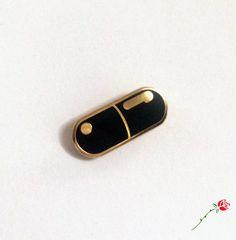 Image of Capsule Pin - Otomo Variant