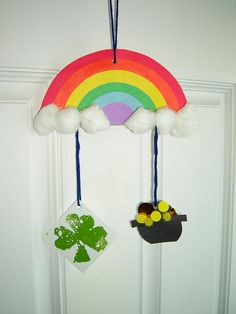 St. Patrick's Day craft for kids | Flickr - Photo Sharing!
