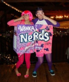 Nerds costume :)