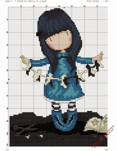 Thrilling Designing Your Own Cross Stitch Embroidery Patterns Ideas. Exhilarating Designing Your Own Cross Stitch Embroidery Patterns Ideas. Cross Stitching, Cross Stitch Embroidery, Embroidery Patterns, Hand Embroidery, Disney Cross Stitch Patterns, Cross Stitch Designs, Cute Cross Stitch, Cross Stitch Charts, Stitch Doll