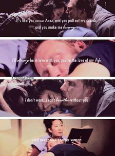 Day 4: Favorite Couple. Owen and Cristina!!