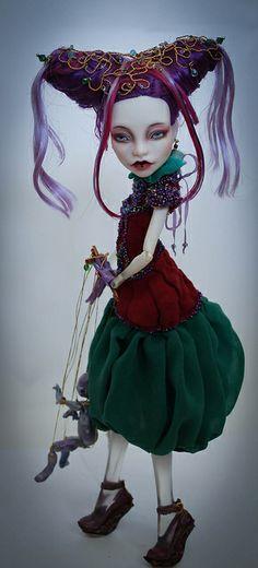 Monster High Spectra custom | Flickr - 사진 공유!
