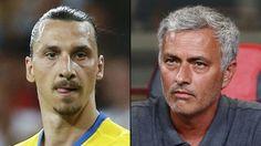 Mourinho reveló cómo convenció a Zlatan para que eligiera el M. United