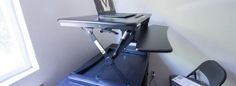 FlexiSpot Standing Desk Review and Giveaway