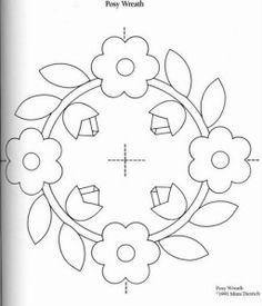 patrones para bordar 3 | MULTY PATRONES