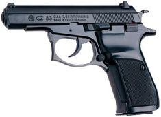Another variation of CZ-83, with reshaped trigger guardLoading that magazine is a pain! Get your Magazine speedloader today! http://www.amazon.com/shops/raeind