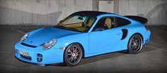 Full Color Change on Porsche, Installation by Miller Decals, LLC