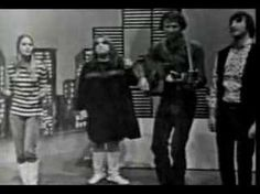 """The Mama's and Poppa's"" -- Another famous group you kids never heard of I bet and what a sad thing you didn't.  This is from the era when music had words you understood and sang yourselves and singers weren't cavorting about wiggling their hips."