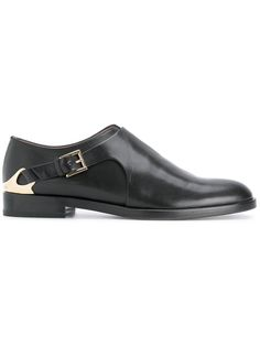 Acquista Fratelli Rossetti buckled oxford shoes .