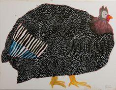 Miroco Machiko ホロホロ鳥