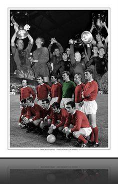 manchester united european cup 1968 - بحث Google