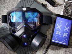Tech Gadgets, Cool Gadgets, Cyberpunk 2020, Armor Concept, Mask Design, Design Art, Design Ideas, Tactical Gear, Inventions