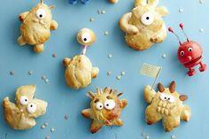 recepta panets de llet d'extraterrestres - totnens Cookies, Desserts, Food, Creativity, Biscuits, Meal, Deserts, Essen, Hoods