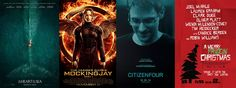 Check out all the new trailers of the week for films like documentary Citizenfour, Ron Howard's In The Heart of the Sea, and many more!