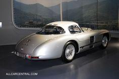 Mercedes-Benz 300SLR  Uhlenhaut Coupe 1955