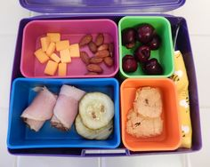 Bento Box Lunch - Weight Loss Surgery Food - Low Carb Recipes