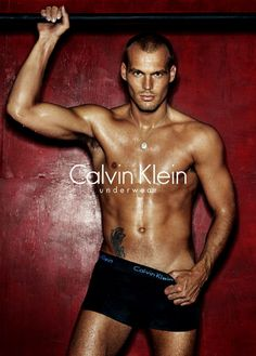 Calvin Klein Gay Underwear Models | ... Ljungberg: 'I'm Proud' People Think I'm Gay| Gay News | Towleroad