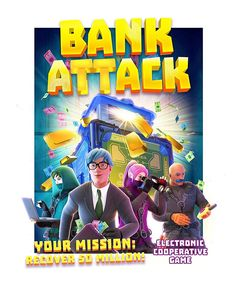 An intense and addictive collaborative game where you work together as a team to crack the vault and release the gold hidden inside! Can you get the 50 mill. Best Kids Christmas Gifts, Top Christmas Toys, John Adams, Super Nintendo, Giggle Wiggle, Night Bus, Cooperative Games, Pull Off, List Template