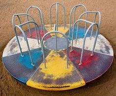 'merry go-round'