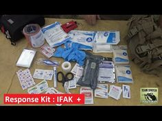"""awesome Reaction Kit: IFAK Reasonable Prepper Presents: The """"Response Kit"""" was created as an upgrade to the typical IFAK (Individual First Aid Kit) with several attributes to deal with not just fundamental clinical demands yet unexpected emergency Medical troubles. Unique many thanks to Skinny Medic for joining me for the evaluation:  Skinny Medic Website: http://shop.skinnymedic.com/  Feedback Kit Webpage: http://shop.skinnymedic.com/Response-Kits_c33.htm  Skinny Medics YouTube..."""