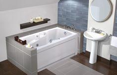 Camano Alcove or Drop-in bathtub - MAAX Professional