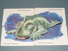 The Outer Limits game cards