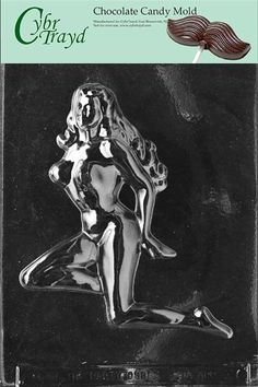 Cybrtrayd X006 Lady Chocolate Candy Mold with Exclusive Cybrtrayd Copyrighted Chocolate Molding Instructions -- To view further for this item, visit the image link.(This is an Amazon affiliate link and I receive a commission for the sales)