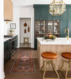 Home Decor Living Room .Home Decor Living Room Kitchen Interior, Kitchen Decor, Kitchen Design, Interior Modern, Green Interior Design, Eclectic Kitchen, Interior Colors, Interior Livingroom, Interior Plants