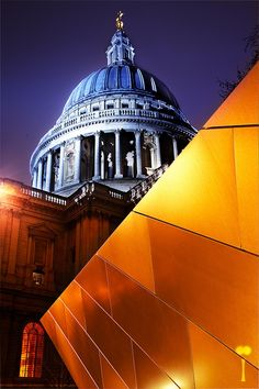 St Paul's Cathedral, London UK