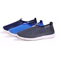 AYF Mens Mesh Aqua Shoes Water Sports Summer Beach Sandals 3 Colors US Size 7~9 #AYF #WaterShoes