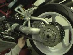 "Ducatitech.com ""HowTo"" New Chain Installation (Part 2)"