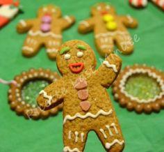 Come creare Zenzy! (omino pan di zenzero - gingerbread)