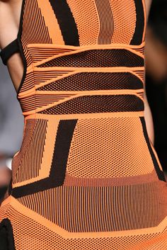 Alexander Wang Spring 2015 Ready-to-Wear Fashion Show Details #alexanderwang #nyfw #fashion #spring2015
