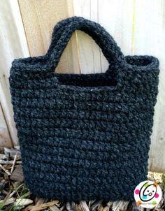 kays tote - free crochet pattern