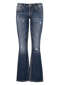 silver jeans ® lola original fit straight leg #maurices
