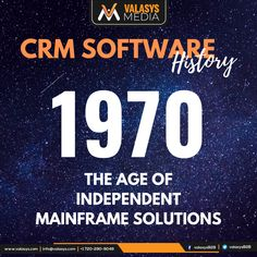 9 Benefits of a CRM System in Marketing & Sales Crm System, Sales And Marketing, 1970s, Manual, Software, History, Space, Create, Storage