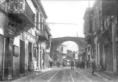 Eski fotoğraflarla #Selanik Thessaloniki, Urban Photography, Macedonia, Nymph, Amazing Destinations, Public Transport, Old Photos, Abandoned, Greece