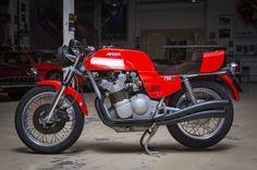 1976 MV Agusta 750 Photos from Jay Leno's Garage on NBC.com